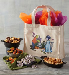 Halloween Treats Tote Gift