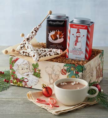 Holiday Hot Chocolate Duo Gift Box