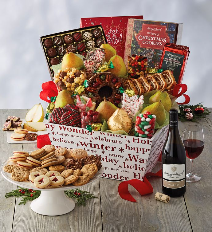 Specialty food gifts for christmas