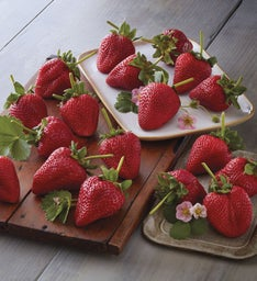 Mothers Day Giant Strawberries