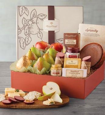 Condolence Gift Baskets Sympathy Basket Delivery Harry David