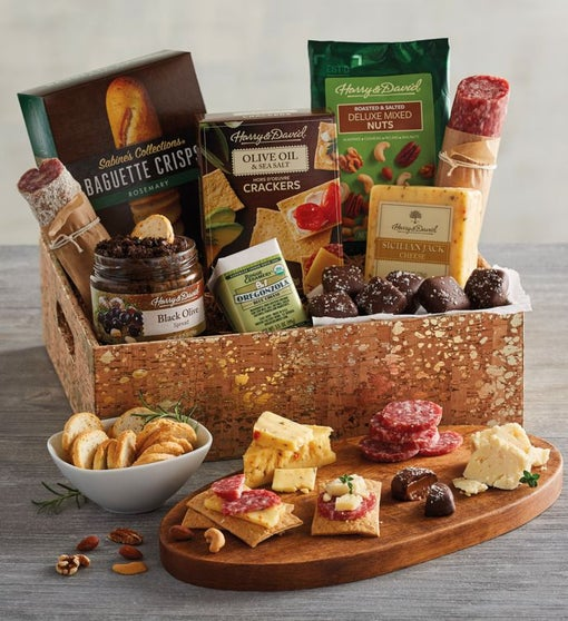 Artisan Appetizers Tray