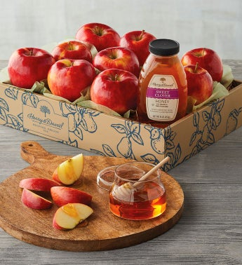 Apple And Honey Gift by Harry & David