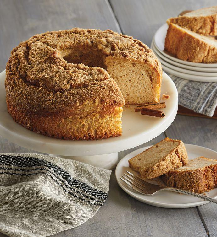 Wolfermans Cinnamon Sour Cream Coffee Cake