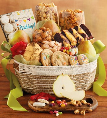 Deluxe Birthday Basket  by Harry & David