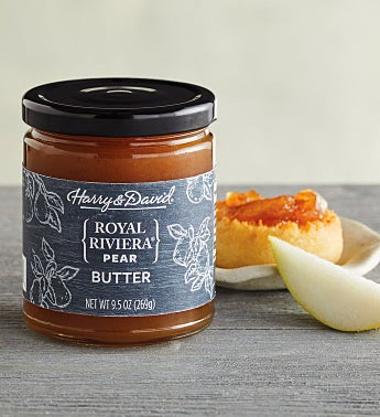 Royal Riviera™ Pear Butter