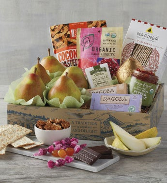 Deluxe Organic Gift Box by Harry & David