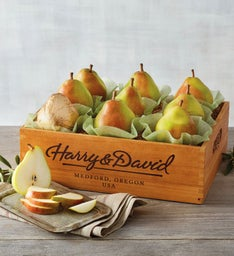 Royal Riviera Pear Harvest Crate