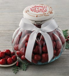 Warmest Wishes Jar of Cherries