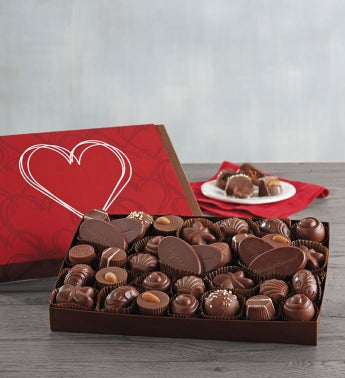 Valentine's Day Chocolate Box
