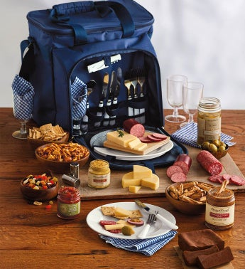 Picnic Cooler Gift Set