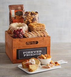 """Forever Friends"" Gift Basket"