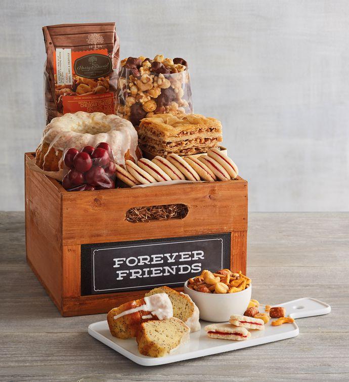 Forever Friends Gift Basket