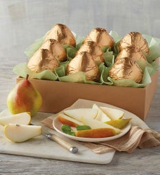 Royal Riviera Gold Pear Gift