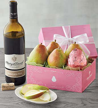Royal Verano® Pink Pears with Wine