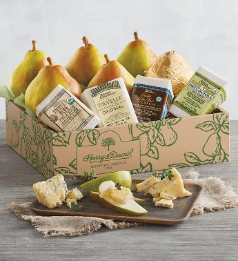 Organic Rogue Valley Gift Box by Harry & David