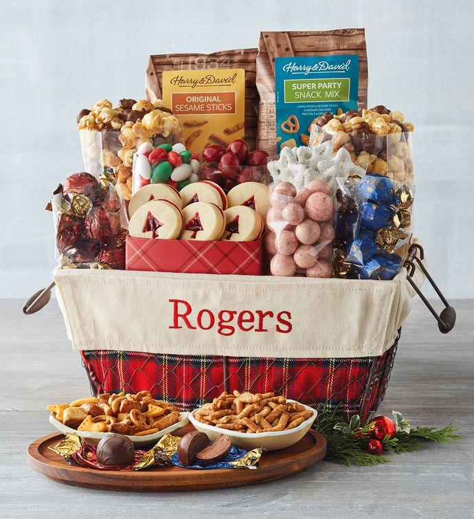 Christmas gift baskets for diabetics