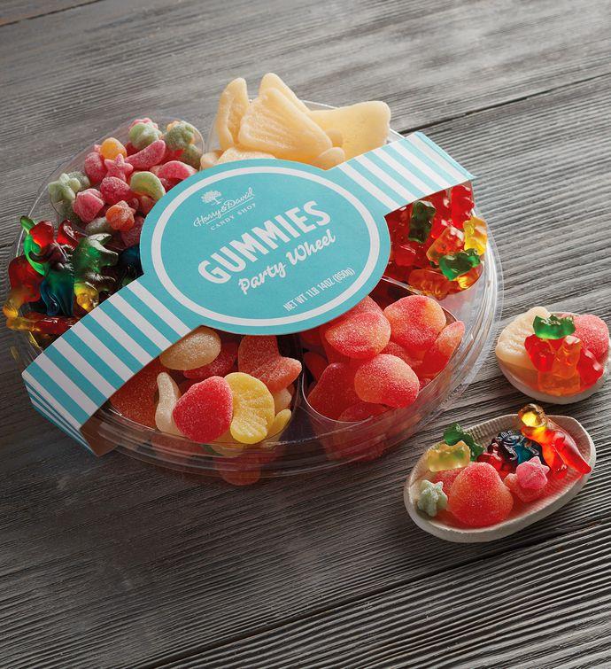 Gummy Party Wheel