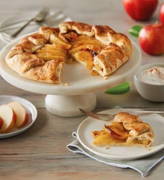 Country Living Apple Galette