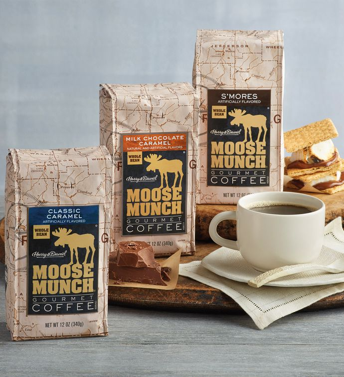 Moose Munch Coffee Collection