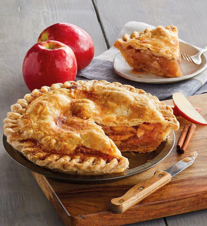 AmericanStyle Apple Pie