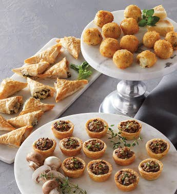 World Traveler39s Appetizer Assortment