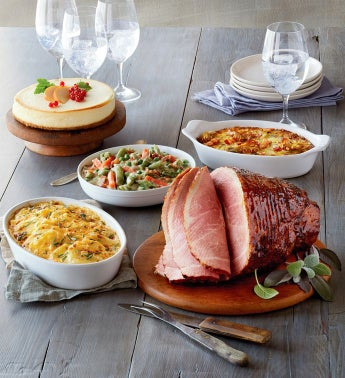 Create-Your-Own Ham Feasttrade