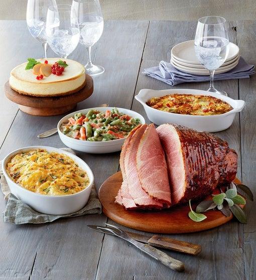 Gourmet Ham Dinner