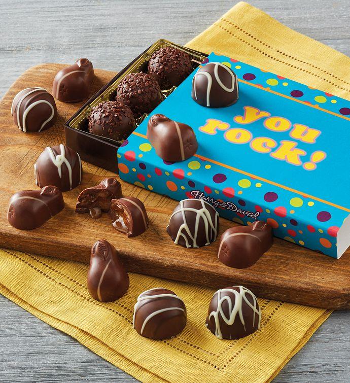 You Rock Chocolate Box