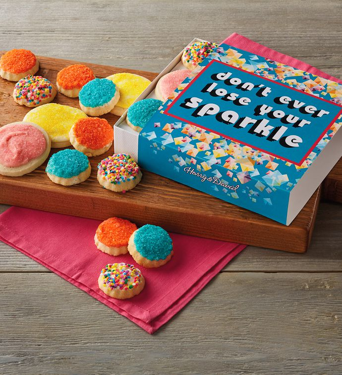 Dont Ever Lose Your Sparkle Cookie Gift Box