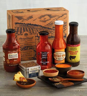 Summer Grilling Gift Box