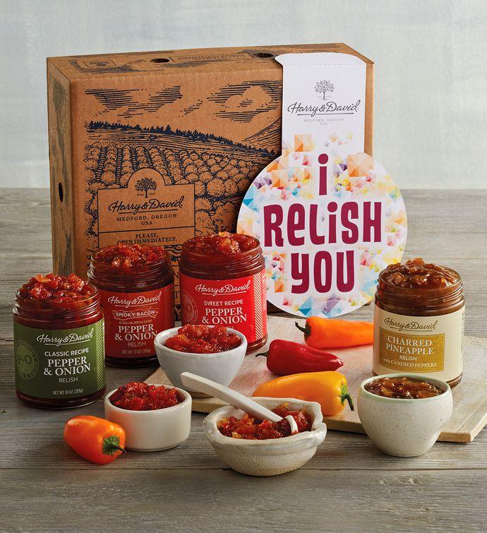 I Relish You Gift Box