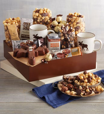 Moose Munch174 Premium Popcorn Deluxe Assortment