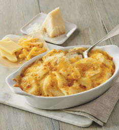 ThreeCheese Scalloped Potatoes