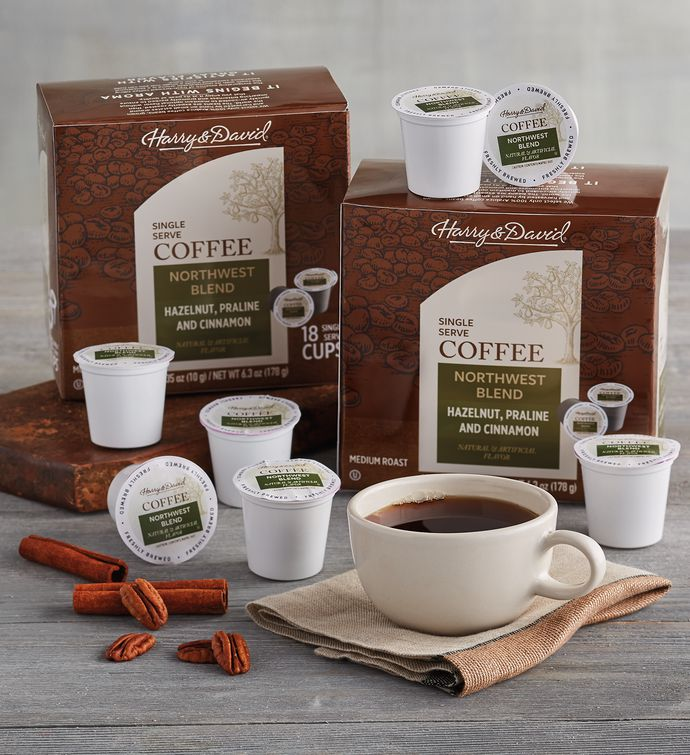 Northwest Blend SingleServe Coffee TwoPack