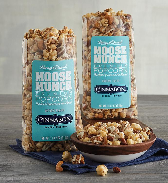 Image result for cinnabon harry and david