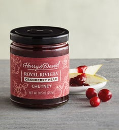 Royal Riviera™ Pear Cranberry Chutney