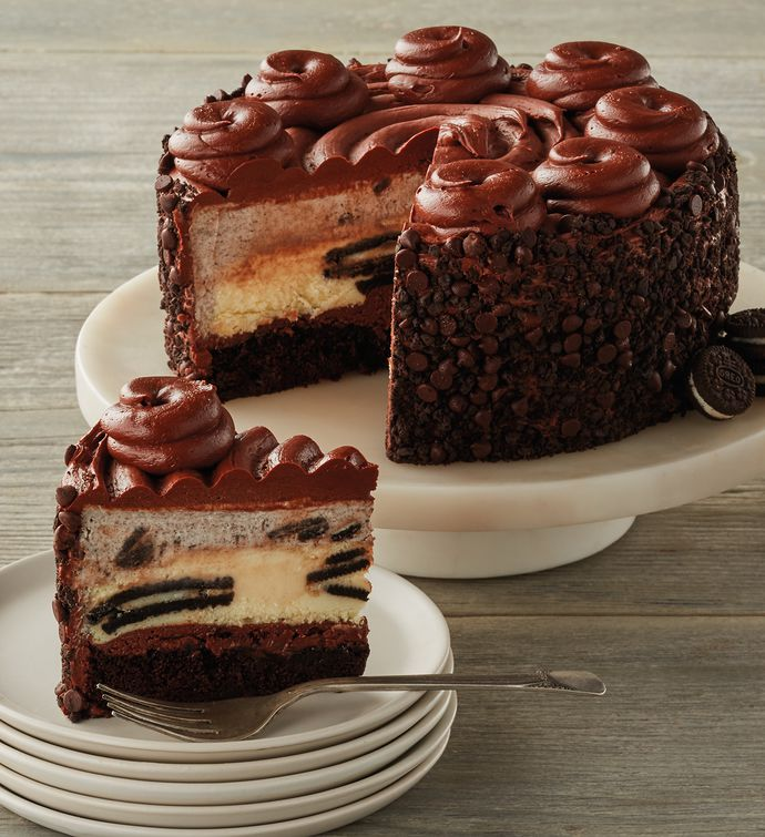 The Cheesecake Factory® OREO® Dream Extreme Cheesecake - 7""