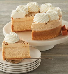 The Cheesecake Factory® Dulce de Leche Caramel Cheesecake - 7