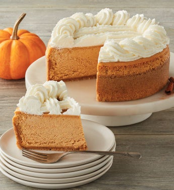 The Cheesecake Factory174 Pumpkin Cheesecake - 7