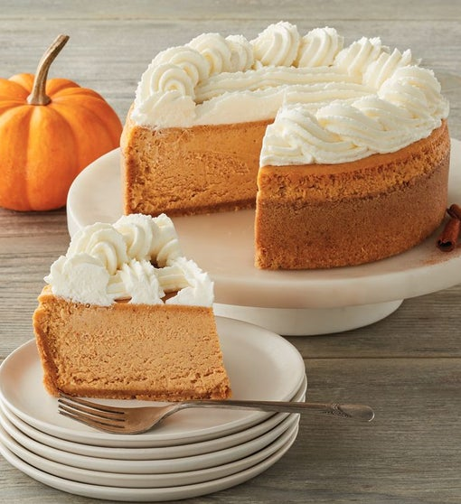The Cheesecake Factory® Pumpkin Cheesecake - 7