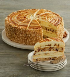 The Cheesecake Factory Cinnabon Cinnamon Swirl Cheesecake
