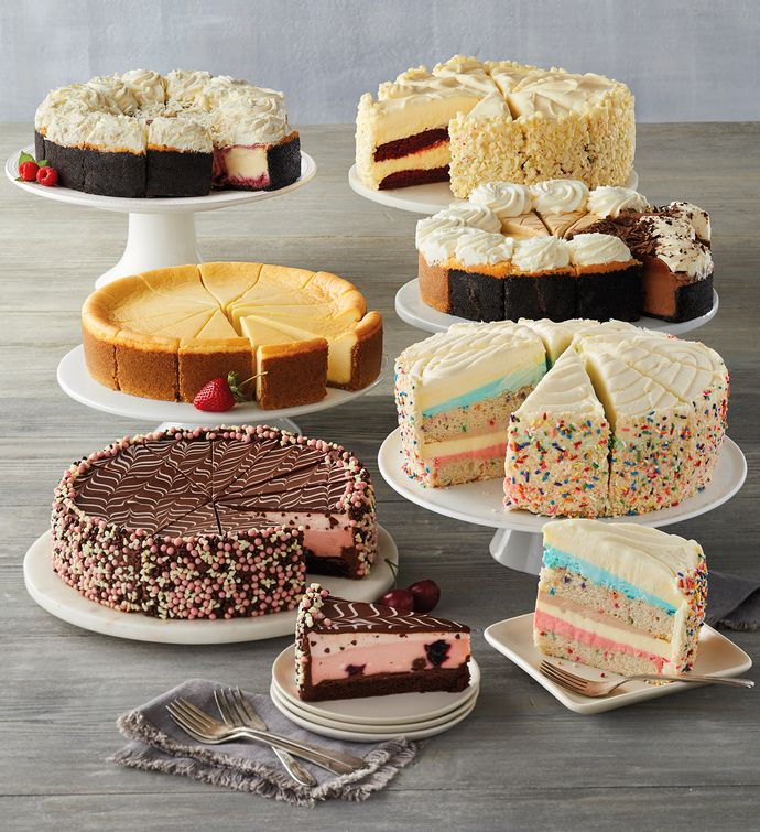 3-Month The Cheesecake Factory® Cheesecake Monthly Gift (Begins in December)