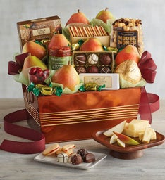 Deluxe Favorites Gift Basket