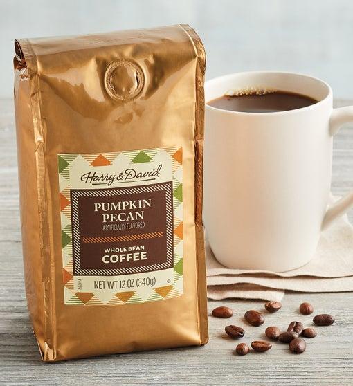 Pumpkin Pecan Coffee