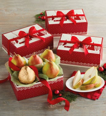 Royal Riviera® Pear Share-A-Gift 4-Box