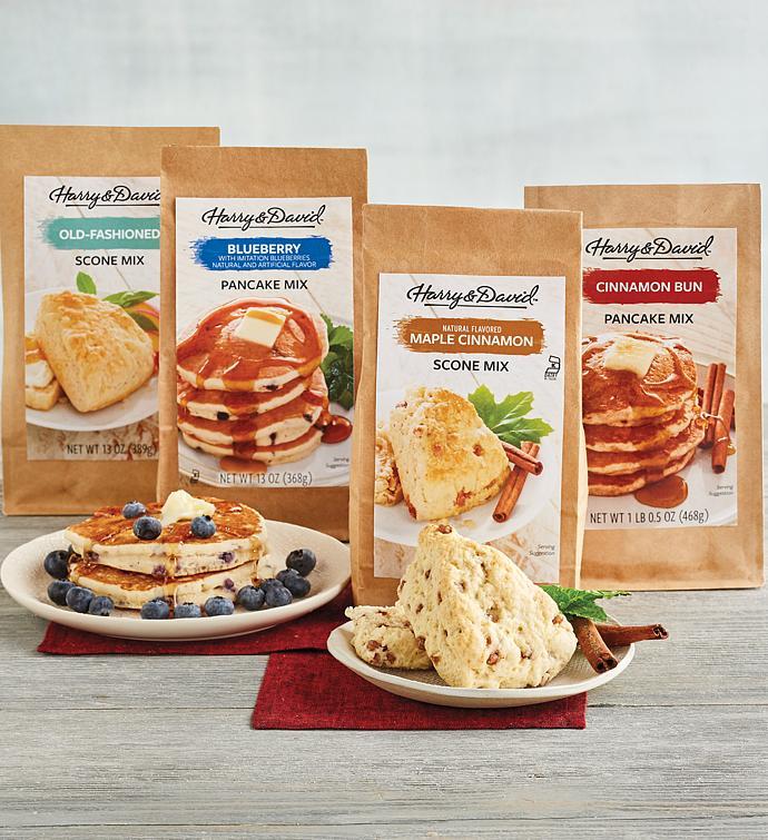 Pick Four Baking Mixes
