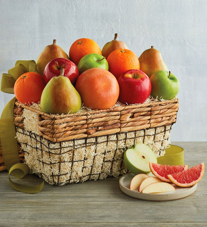 Organic Gift Basket Fruit-of-the-Month Club® Collection
