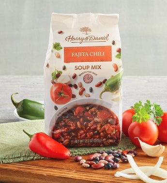 Fajita Chili Soup Mix