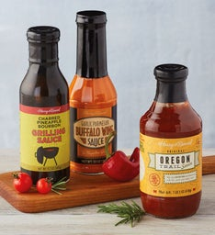Pick 3 Sauces